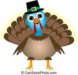 微笑, 感謝祭トルコ