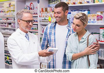 微笑, 薬剤師, costumers