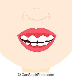 微笑, gingivitis