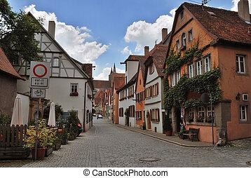 德语, 镇
