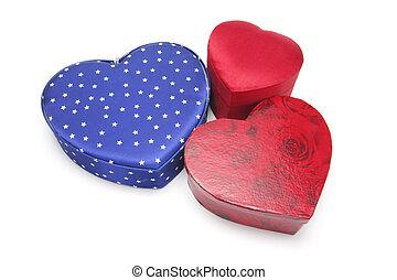 心形, 禮物盒