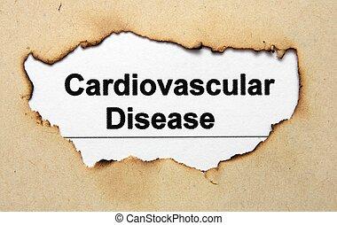 心血管, 疾病
