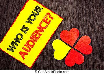 心, 愛, テキスト, それ, ねばねばしたペーパー, 次に, あなたの, サービス, 研究, メモ, バックグラウンド。, 書かれた, 写真, ビジネス, 提示, question., 顧客, ターゲット, 木製である, 聴衆, クライアント, showcasing