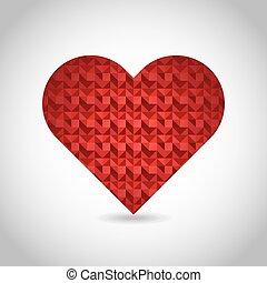 心, 愛, デザイン