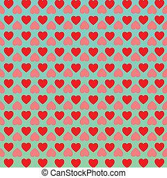 心, 愛, バックグラウンド。