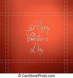 心, 愛, バレンタイン, イラスト, ベクトル, デザイン, 背景, 日, カード, 幸せ