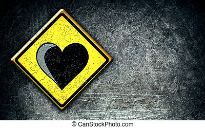 心, 愛, 道 印