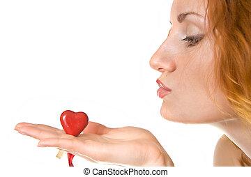 心, 接吻