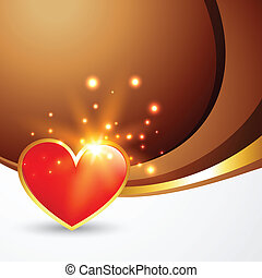 心, 日, バレンタイン