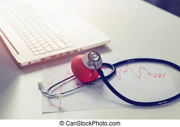 心, 概念, 健康, 心臓学