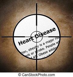 心, 概念, 病気, ターゲット