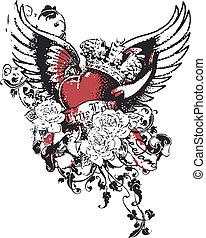 心, 王冠, 罪, 宗教