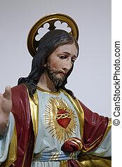 心, 神聖, 耶穌