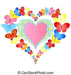 心, 象徴的, バレンタイン