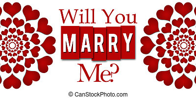 心, 赤, 意志, 私, 結婚しなさい, あなた