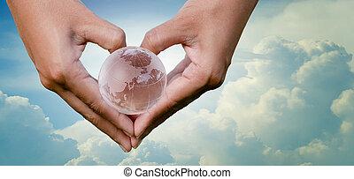 心, 22, 空, 手, 環境, 4 月, 地球, を除けば, 日