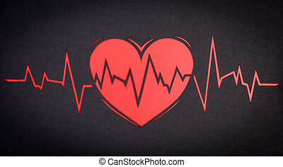 心, cardiogram
