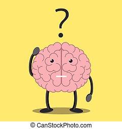 思慮深い頭脳, 特徴