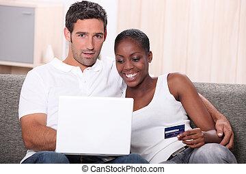 恋人, オンラインで, 購入