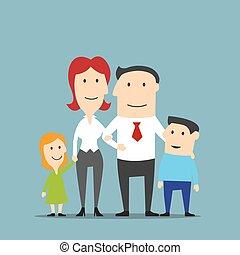恋人, 子供, 家族ビジネス