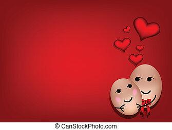 恋人, 愛, 幸せ