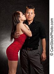 恋人, 成人, アジアフィリピン人, 若い