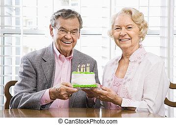 恋人, 成長した, cake.
