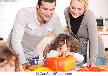 恋人, 料理, 女の子, 2, ∥(彼・それ)ら∥, 幸せ