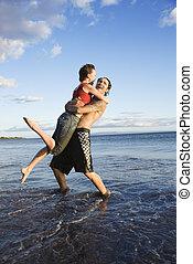 恋人, 浜。, ロマンチック