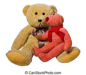 恋人, 熊