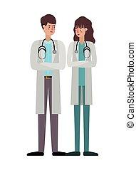 恋人, 特徴, avatar, 医者