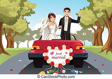 恋人, 結婚されている
