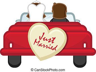 恋人, 結婚されている, -, 漫画, ただ