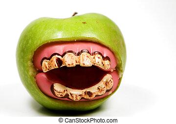 悪いりんご