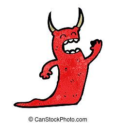 悪魔, 漫画