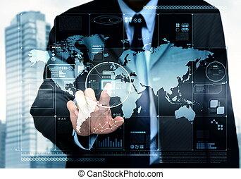 情報技術, インターネット