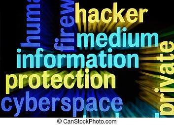 情報, 保護