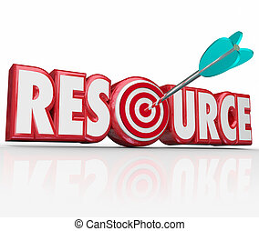 情報, 単語, ターゲット, 技能, コレクション, 矢, 資源, expe