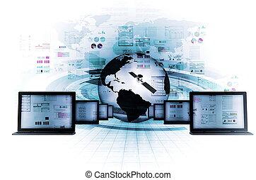 情報, 概念, 技術