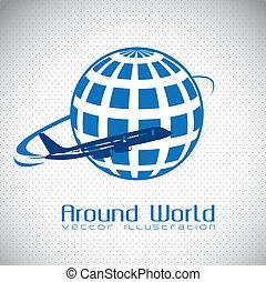 惑星地球, アイコン