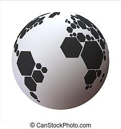 惑星, フットボール
