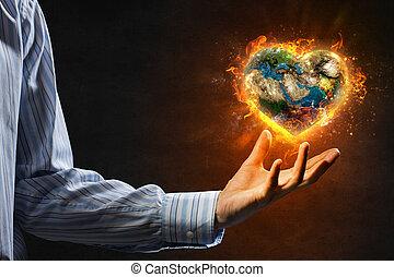 惑星, 私達の, 危険