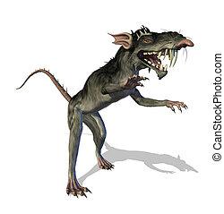 惡魔, 突變型, 老鼠