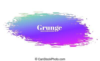 意匠を彩色しなさい, 背景, 抽象的, 活気に満ちた, グランジ, しみ
