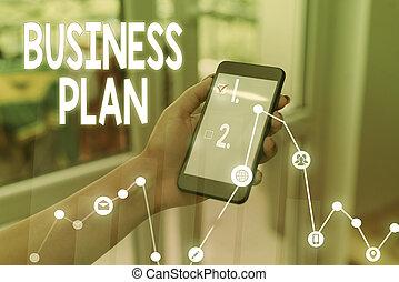 意味, ビジネス, 執筆, 財政, 目的, 作戦, 概念, 手書き, plan., projections., テキスト, 構造, ゴール