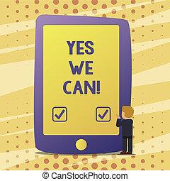 意味, 私達, 概念, can., テキスト, going., 動機づけ, たくわえ, 十分, 力, 何か, 持ちなさい, 手書き, はい