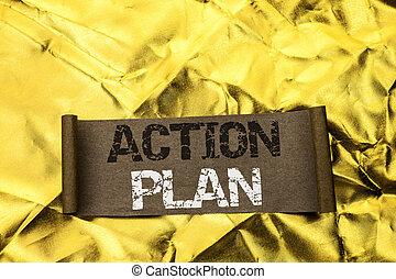 意味, 金, 概念, ゴール, 小片, テキスト, 目的, 活動, 作戦, 執筆, バックグラウンド。, 書かれた, 計画, ボール紙, textured, plan., 手書き, 使用可能である, 行動, プロシージャ