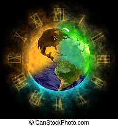意識, -, 地球, アメリカ, 変形, 2012