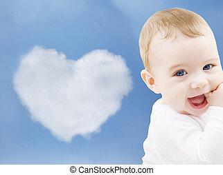 愛らしい, 男の赤ん坊