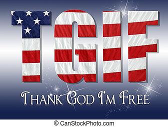 愛国心が強い, 自由, 捧げ物